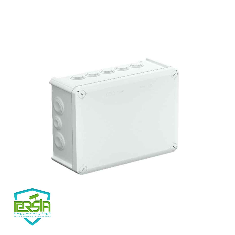 جعبه تقسیم 20 در 15 صنعتی ضدآب باکسیران - BOXIRAN