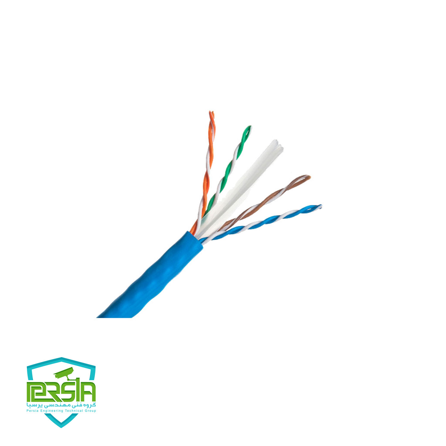 کابل شبکه تمام مس CAT6 UTP – COPPER – LEGRAND