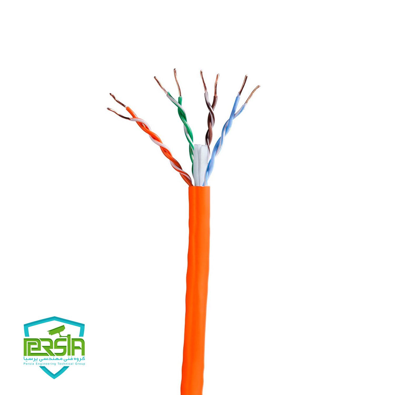 کابل شبکه CAT6 – UTP تست فلوک