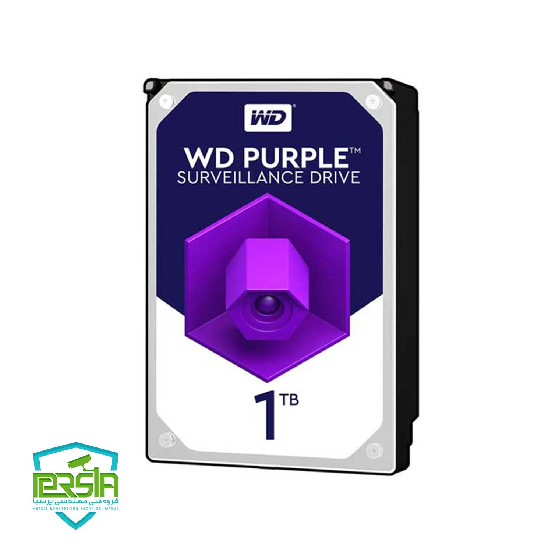 هارد 1TB – بنفش – WD مخصوص دستگاه ضبط